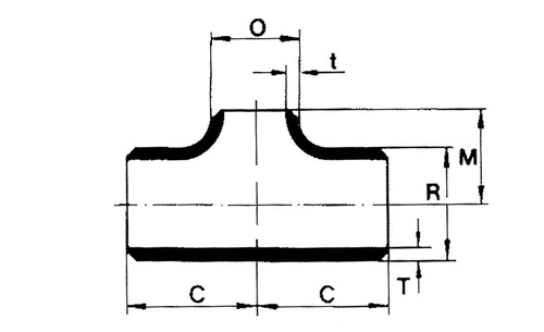 Reducing Buttweld Pipe Fittings